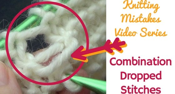 Combination Dropped Stitches