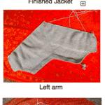 Knitted Bolero Jacket Instructions