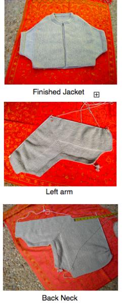 FREE Bolero Jacket Instructions