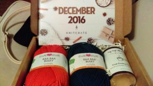 knitcrate content
