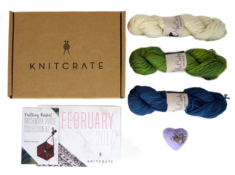 knitcrate knitting subscription box