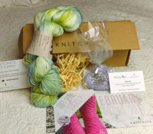 KnitCrate Sock Subscription Package
